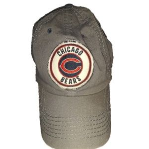 Chicago bears vintage fitted hat